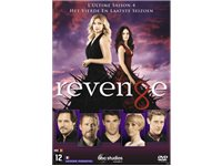 THE WALT DISNEY COMPANY Revenge - Saison 4 Sèrie TV