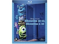 THE WALT DISNEY COMPANY Monsters & Cie. - Blu-Ray