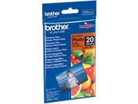 BROTHER Papier Glacé 10 X 15 Cm (BP71GP20)