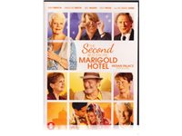 20TH CENTURY FOX The Second Best Exotic Marigold Hotel DVD