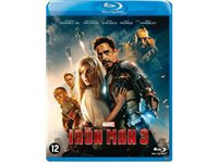 THE WALT DISNEY COMPANY Iron Man 3 Blu-Ray