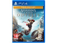 UBISOFT Assassin'S Creed Odyssey Édition Gold FR/NL PS4