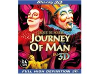 SONY PICTURES Cirque Du Soleil: Journey Of Man - 3D Blu-Ray