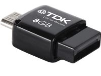 TDK USB-Stick + Microusb 8 GB (T79275)