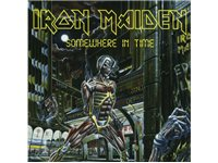WARNER MUSIC BENELUX Iron Maiden - Somewhere In Time CD
