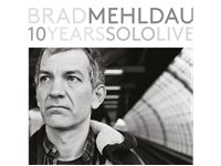 WARNER MUSIC BENELUX Brad Mehldau - 10 Years Solo Live CD