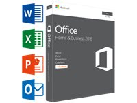 MICROSOFT SW Office Mac Home And Business 2016 (UK) | 1 Mac