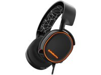 STEELSERIES Gamingheadset Multiplatform Arctis 5 DTS Surround 7.1 Zwart (61443)