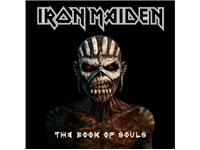 WARNER MUSIC BENELUX Iron Maiden - The Book Of Souls CD