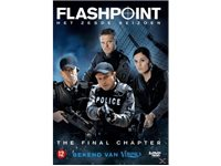 20TH CENTURY FOX Flashpoint: Saison 6 - DVD