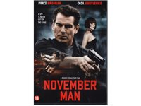 DUTCH FILM WORKS November Man DVD