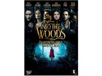 THE WALT DISNEY COMPANY Into The Woods DVD