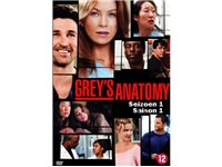THE WALT DISNEY COMPANY Grey's Anatomy Saison 1 Série TV