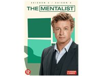 WARNER HOME VIDEO The Mentalist Saison 4 Série TV