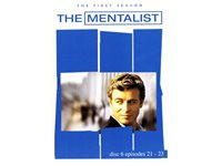 WARNER HOME VIDEO The Mentalist Saison 1 Série TV