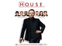 UNIVERSAL PICTURES Dr. House: Saison 8 - DVD