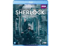 DUTCH FILM WORKS Sherlock Saison 4 Blu-Ray