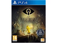 NAMCO Little Nightmares UK PS4