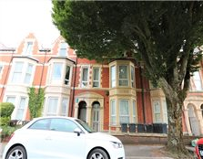1 bed flat to rent Cardiff