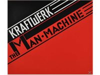 WARNER MUSIC BENELUX Kraftwerk - Man Machine: 2009 Digital CD