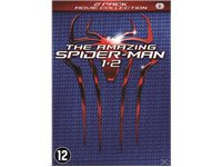 SONY PICTURES The Amazing Spider-Man 1 & 2 DVD
