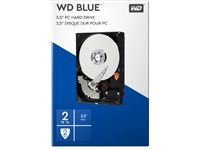 WESTERN DIGITAL Disque Dur Interne Mainstream 2TB SATA 6Gbs (WDBH2D0020HNC)