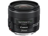 CANON Objectif Grand Angle EF 24Mm F/2.8 IS USM (5345B005AA)