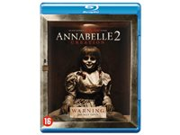 WARNER HOME VIDEO Annabelle 2: Creation Blu-Ray