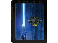 THE WALT DISNEY COMPANY Star Wars VII - Le Réveil De La Force Collector's Edition 3D Blu-Ray
