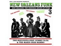 V2 RECORDS New Orleans Funk Vol.3 LP