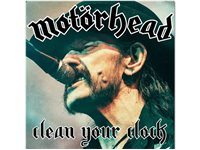 BERTUS Motörhead - Clean Your Clock CD + Blu-Ray