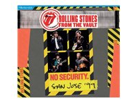 UNIVERSAL MUSIC The Rolling Stones - From The Vault: No Security. San José Blu-Ray