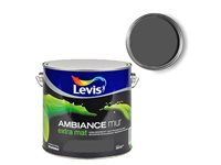 Peinture Murale Levis 'Ambiance' Extra Mat Magma 5L