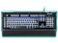 NACON Clavier Gamer Semi-Mécanique AZERTY FR (PC-CL510FR)
