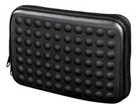 HAMA Navi Bag Dots Zwart (93828 )