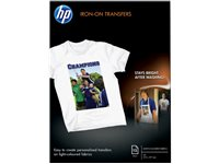 HP Transferts Iron-On A4 12 Vellen (C6050A)