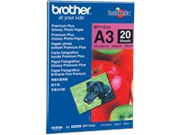 BROTHER Papier Glacé A3 (BP71GA3)
