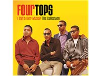 UNIVERSAL MUSIC The Four Tops - I Can't Help Myself: The Collection CD