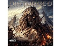 WARNER MUSIC BENELUX Disturbed - Immortalized CD