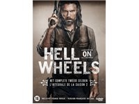 20TH CENTURY FOX Hell On Wheels: Saison 2 - DVD
