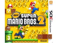 NINTENDO GAMES New Super Mario Bros 2 NL 3DS