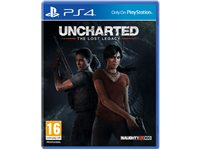 PLAYSTATION GAMES Uncharted: The Lost Legacy PS4