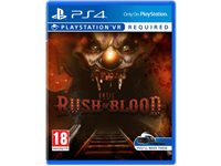 PLAYSTATION GAMES Until Dawn: Rush Of Blood VR FR/NL PS4