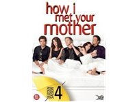 20TH CENTURY FOX How I Met Your Mother Saison 4 Série TV