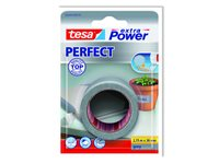 Ruban Adhésif Extra Power Tesa 'Perfect' Gris 2,75 M X 38 Mm d'occasion