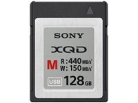 SONY MPE Carte Mémoire XQD M Series 128 GB (QDM128)