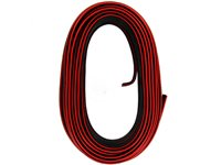 Câble D'enceinte Kopp 2 X 1,5 Mm 10 M Noir/Rouge d'occasion