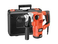 Marteau Perforateur Black + Decker 'KD1250K-QS' 1250W