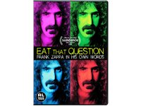 SONY PICTURES Eat That Question: Frans Zappa In His Own Words - DVD