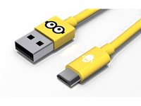 TRIBE Câble Microusb - USB Minion  (CMR22101)